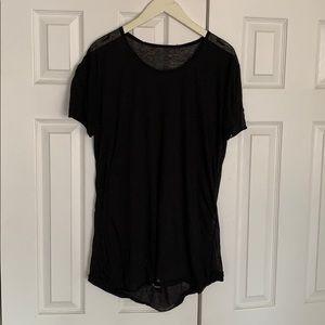 Other - Trendy transparent long T-shirt ⚡️⚡️⚡️